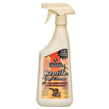 Natural Chemistry Reptile Cage Cleaner 24 Oz.