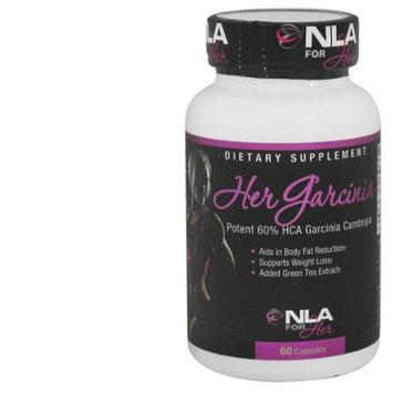 NLA for Her - Her Garcinia - 60 Vegetarian Capsules