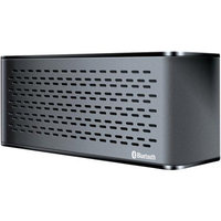 iSound iSound-5302 Sonic Waves Bluetooth Speaker (Black)