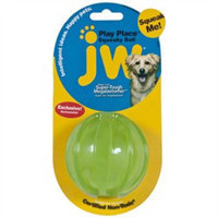 Doskocil Manfuacturing Company JW Play Place Squeaky Ball Dog Toy Medium