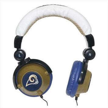 St. Louis Rams iHip DJ Headphones