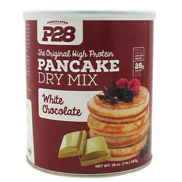 P28 High Protein Pancake Mix White Chocolate