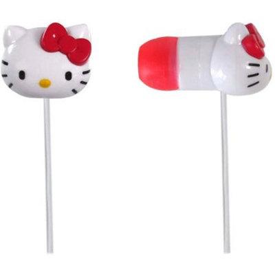 Hello Kitty Earbud Headphones - HK-11309