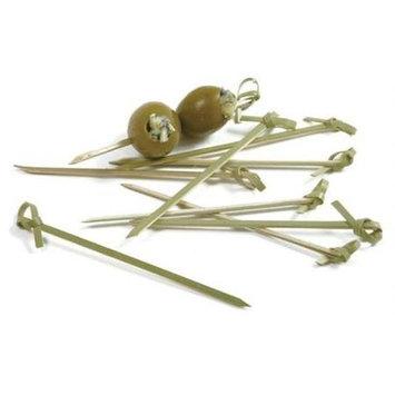 Norpro 191 Bamboo Knot Picks 50 Pcs