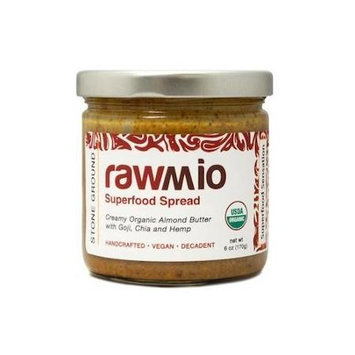 Rawmio - Organic Superfood Spread Stone Ground - 6 oz.