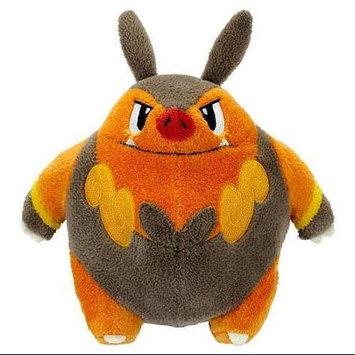Jakks Pacific Pokemon Mini B & W Plush 7 Pignite