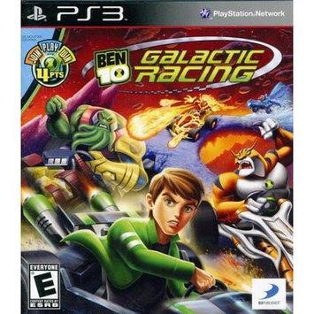 D3P Ben 10 Galactic Racing