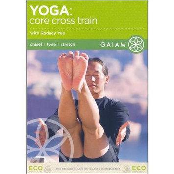 Gt Media Gaiam Yoga: Core Cross Train DVD with Rodney Yee