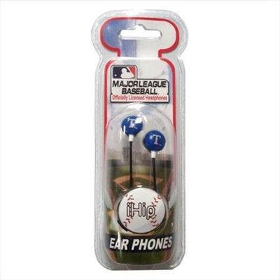 iHip Texas Rangers Mini Logo Earbuds