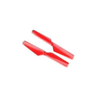 LaTrax Rotor Blades - Alias Red (2) TRAE2628