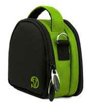VanGoddy Green Mini Laurel Camera Case