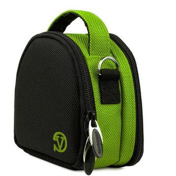 VanGoddy Green Mini Laurel Camera Case