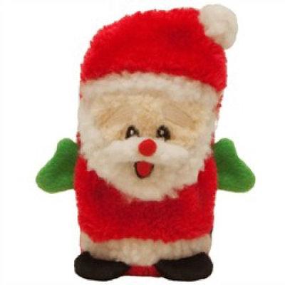 Kyjen Innovative Kyjen Invincibles Mini Santa Dog Toy