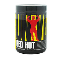Universal Nutrition - Red Hot Thermogenic Supplement - 60 Capsules