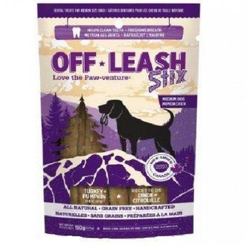 Complete Natural Nutrition CM00819 5.29 Oz. Off Leash Dental Chew Stix