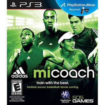 505 Games PS3 Mi Coach by Adidas-PS Move Only