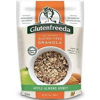 Glutenfreeda GRAN, APPLE ALMND HNY, GF, (Pack of 6)