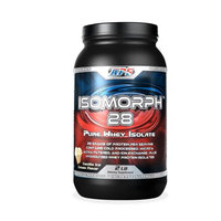 APS Nutrition IsoMorph, AAA-rated Whey Isolate Protein, Vanilla Ice Cream, 2lb