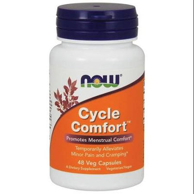 Cycle Comfort Now Foods 48 VCaps