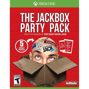 Telltale Games The Jackbox Party Pack - Xbox One
