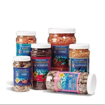 San Francisco Bay Brand ASF71130 Freeze Dried Brine Shrimp 85 gram