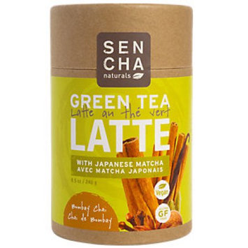 Sen Cha Naturals Bombay Chai Green Tea Latte with Matcha