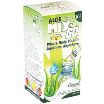 Lily Of The Desert - Mix n' Go Aloe Powdered Drink Mix Original Flavored - 16 Packets