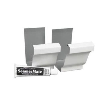 Amerimax Aluminum K Style Gutter Seamer 27008