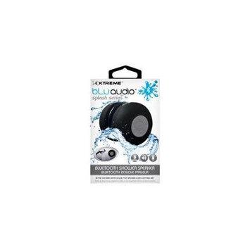 Xtreme Cables And Accessories Xtreme Cables 51491 Black Bluetooth Shower Speaker