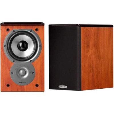 Polk Audio Cherry Bookshelf Pair Speakers - TSI100CH