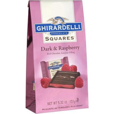 Ghirardelli Chocolate Squares Dark & Raspberry Filled Squares