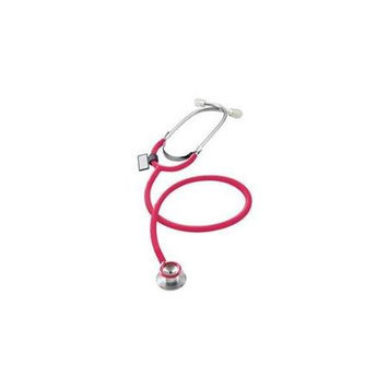 Mdf Instruments MDF Singularis DUET Stethoscope - Pack of 1 - Red Spice (Red)