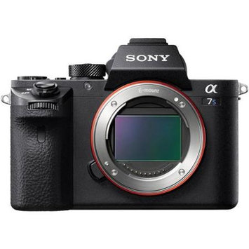 Sony - A7s Ii Mirrorless Camera (body Only) - Black