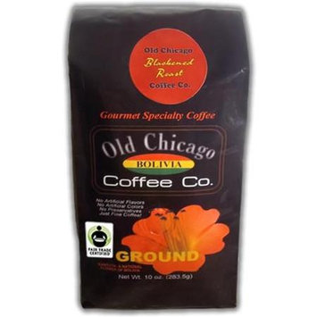 Old Chicago C00088 Fair Trade Certified Bolivian Dark Roast Coffee Pack Of 2