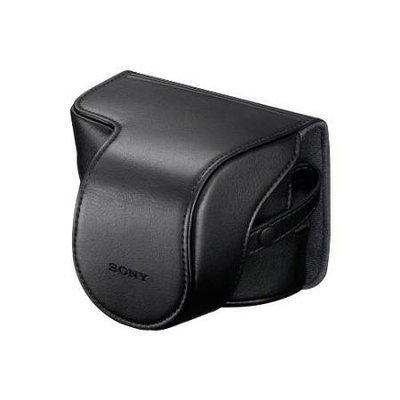 Sony Corp. - Digital Imaging Sony Alpha NEX Lens Jacket Case LCSEJA/B