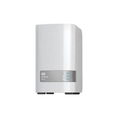 Western Digital Wd - My Cloud Mirror 4TB Personal Cloud Storage - White