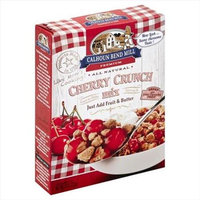 Calhoun Bend 8 oz. All Natural Cherry Crunch Mix - Case Of 6
