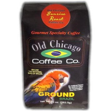 Old Chicago C00125 Brazilian Light Roast Coffee Pack Of 3