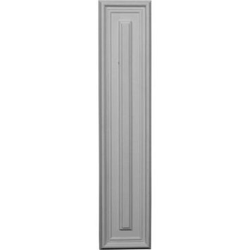 Ekena Millwork Legacy 22.625-in x 0.4-ft Smooth Polyurethane Wainscoting Wall Panel PNL22X05LE