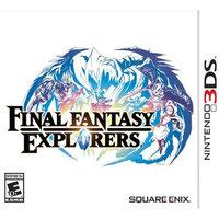 Square Enix Final Fantasy Explorers - Nintendo 3ds