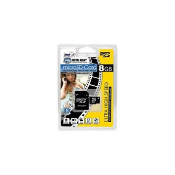 Xtreme Cables 8GB Micro SDHC Memory Card