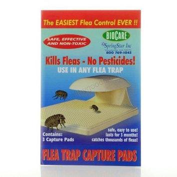 SpringStar - Flea Trap Capture Pads - 3 Pads