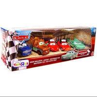 Mattel Disney Pixar CARS Exclusive 155 Die Cast 5Pack Flos V8 Cafe Hank