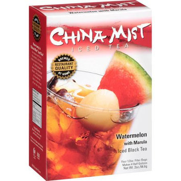 China Mist Watermelon with Marula Iced Black Tea, .5 oz, 4 count