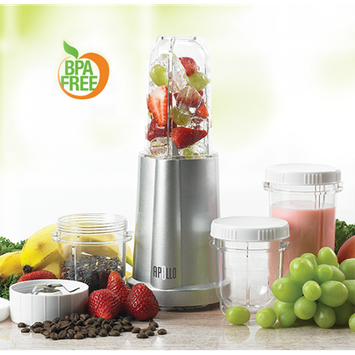 Tribest The Apollo Personal Size Blender Silver