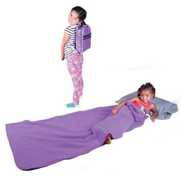 Pacific Play Tents Snuggle Me Slumber Pack Purple