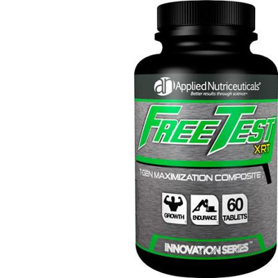 Applied Nutriceuticals - Free Test XRT - 60 Tablets LUCKY PRICE