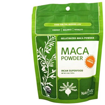 Navitas Naturals MACA POWDER, OG1, (Pack of 12)