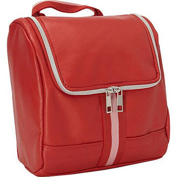 Preferred Nation - P5820 Cooper Cosmetic Case - Red