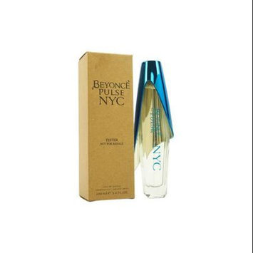 Beyonce Pulse NYC by Beyonce for Women - 3.4 oz EDP Spray (Tester)